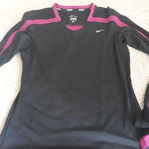 Nike Running long sleeve tee NWOT